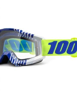 Мото крос маска 100%